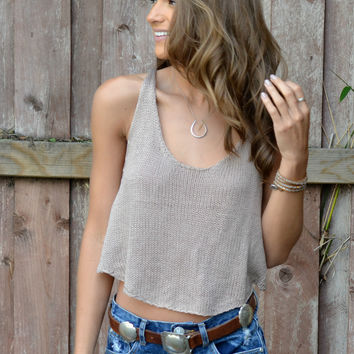 Isabel Knit Top