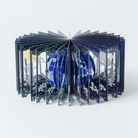 360° Book: Earth and the Moon