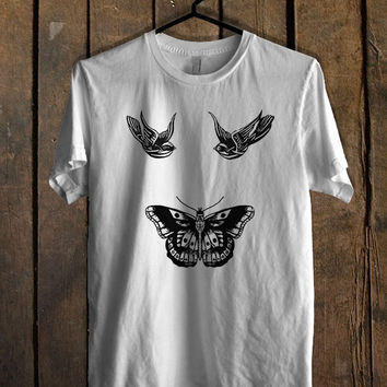 Harry styles tattoo T Shirt Mens T Shirt and Womens T Shirt **