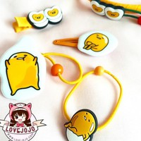 Gudetama Hair Accessories Headbands & Hair Clips | LoveJojo.com