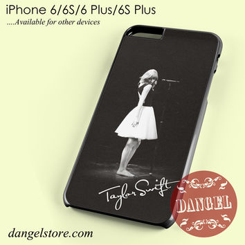 Taylor Swift On Stage Phone case for iPhone 6/6s/6 Plus/6S plus