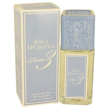 Jessica  Mc Clintock #3 By Jessica Mcclintock Eau De Parfum Spray 3.4 Oz
