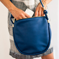 SAPPHIRE SEA BAG by aandd for Of a Kind