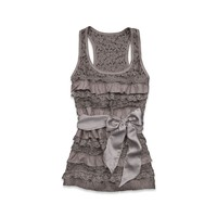 Abercrombie & Fitch - Shop Official Site - Womens - Tops - Tanks & Camis - Pretty - Carissa