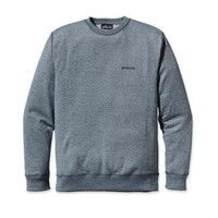 Patagonia Men's Hallett Crew Neck Sweatshirt in Deep Space (53170-DEE)