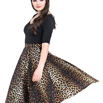 Panthera 50's | SKIRT