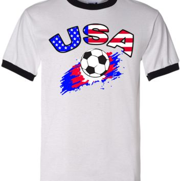 USA WORLD CUP T SHIRTS