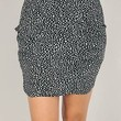 leopard-print-pocket-skirt BROWN GREY - GoJane.com