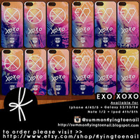 EXO XOXO (12 members) Illustration case (available in various devices)