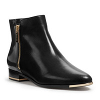 Michael Kors Cindra Side-Zip Ankle Boot