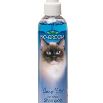 Klean Kitty Waterless Shampoo -  8 oz