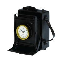 Old Style Camera Clock