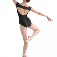 Bloch Back Band Cap Sleeve Leotard