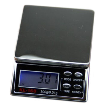 Precision Kitchen digital Scale 500g 0.01g KL-168
