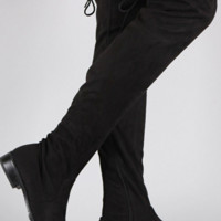 Over The Knee Boot ( Back in stock)