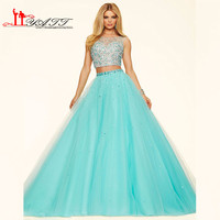 Two Prices Ball Gonwn sweet 16 dresses Sexy Scoop Backless quinceanera dresses Sleeveless vestido de quinceanera 2015