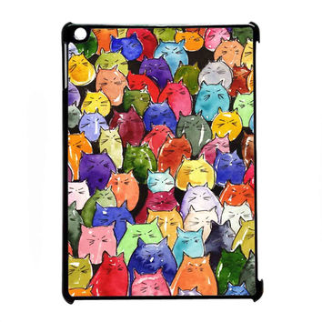 Cat Fullcolor for iPad Air CASE *07*
