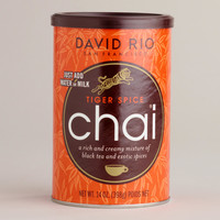 David Rio Tiger Spice Chai Mix, Set of 6 - World Market