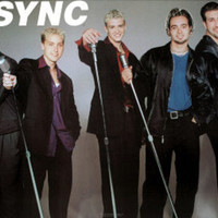 N' Sync (Group with Microphones) Music Poster Print Prints at AllPosters.com