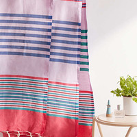Sydney Striped Fouta Towel | Urban Outfitters