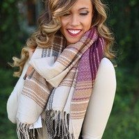 Mother Earth Blanket Scarf