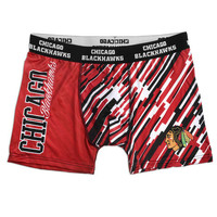 Chicago Blackhawks Official NHL Compression Underwear