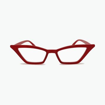 Royal Cat Eye Vintage Reading Glasses Women Retro Magnify Glasses Frame R-703
