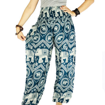 Hippie cloches Gypsy pants  Harem pants Thai pants Palazzo pants Hippie pants Elephant pants Elephant cloches