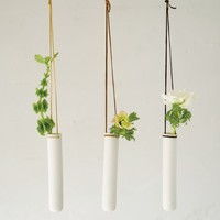 Supermarket - Hanging Test Tube Vase from Pigeon Toe