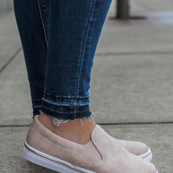 Easy Obsession Sneakers - Blush