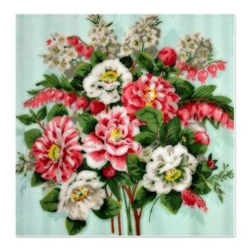 Amazing Flower Shower Curtain> Floral Shower Curtains> Fabric Shower Curtains