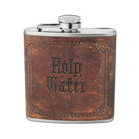 HOLY WATER FLASK | Priest, Church, Bar Accessories, Drinking | UncommonGoods