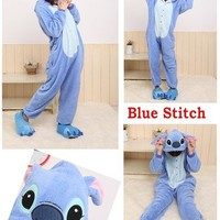 Hot New Kigurumi Pajamas Anime Cosplay Costume unisex Adult Onesuit Dress
