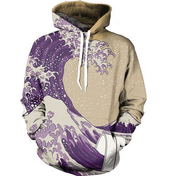 Waves of Lean Hoodie