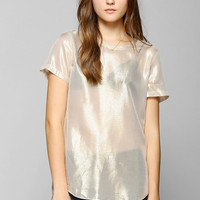 Staring At Stars Sparkle Shimmer Tunic - Urban Outfitters