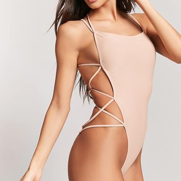 Caged One-Piece Swimsuit
