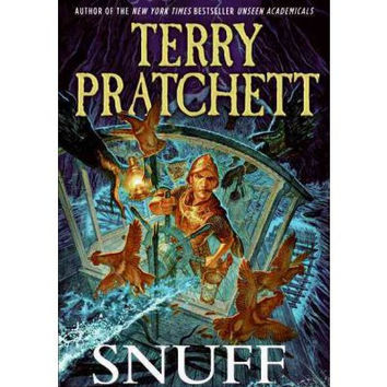 Snuff (Hardback) By Terry Pratchett
