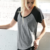 Nollie Rounded Raglan T-Shirt at PacSun.com