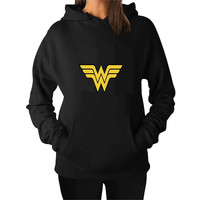 Wonder Women Logo For Man Hoodie and Woman Hoodie S / M / L / XL / 2XL*AP*