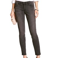 Banana Republic Womens Factory Gray Skinny Fit Jean