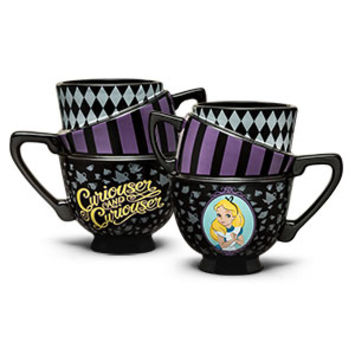 Alice in Wonderland Stacked Mug