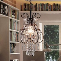 Christmas European Fashion Vintage Chandelier Ceiling lamp Lighting Fixtures Iron Home Lighting  suspension luminaires hanglamp