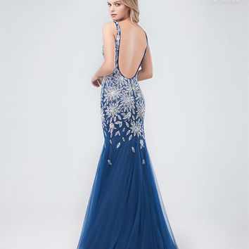 Val Stefani - 3270RB - Prom Dress - Prom Gown - 3270RB