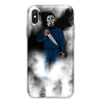 MICHAEL HALLOWEEN CUSTOM IPHONE CASE