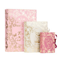H&M - 3-pack Storage Boxes - Light pink