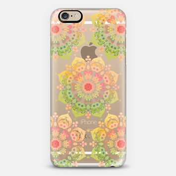 Spring Flower transparent iPhone 6s case by Heaven Seven | Casetify