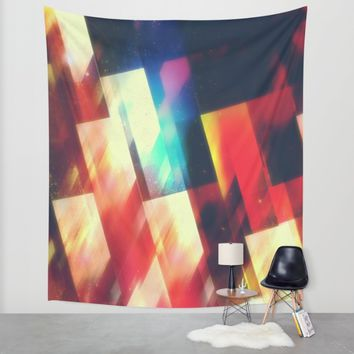 Brain circus Wall Tapestry by Kardiak | Society6