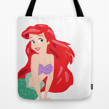 Ariel Tote Bag by Lauren Lee Designs