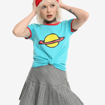 Rugrats Chuckie Girls Cosplay T-Shirt