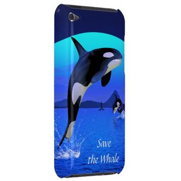 Orca iPod Touch Case-Mate Barely There™